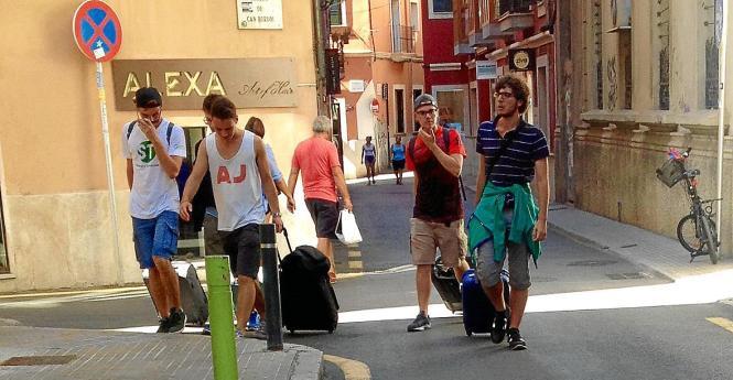 Der City-Tourismus boomt. In Palmas Altstadt und in Santa Catalina sollen trotzdem auch nach Ende des Moratoriums am 31. Juli ke