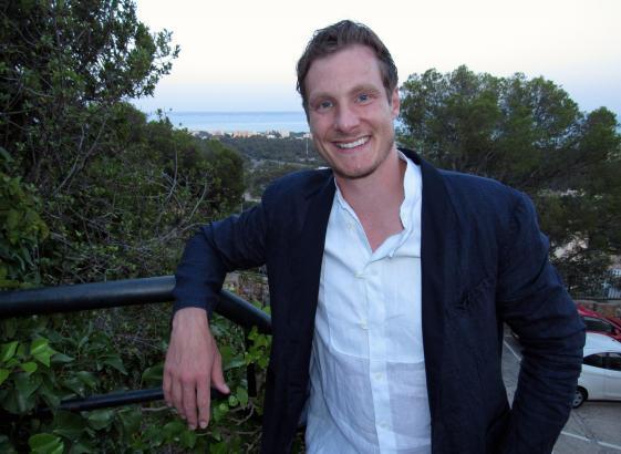 Marcell Jansens Begeisterung für die Insel ist im Laufe der Jahre gewachsen. Er landete auch schon mal beruflich in Palma: Vor d