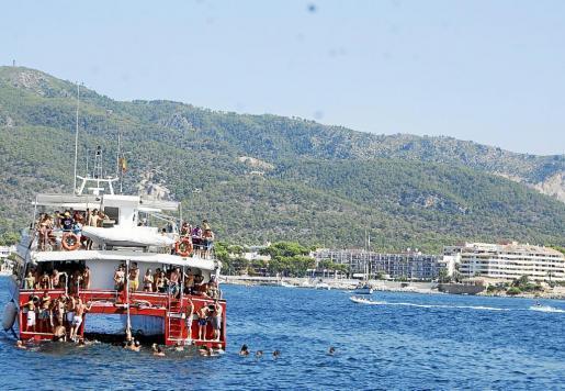 Bald schon könnte es eine Schiffslinie in der Bucht von Palma geben.