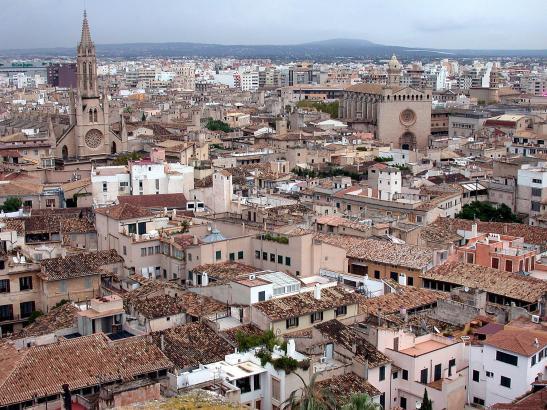 Das Rathaus in Palma will das weitere Entstehen von Hotels in der Altstadt verhindern.