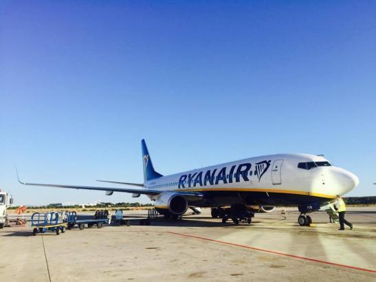 Das Kabinenpersonal von Ryanair streikt kommende Woche.