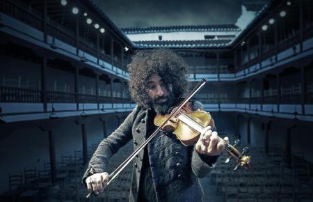Ob Vivaldi, Klezmer oder Radiohead: Ara Malikian spielt alles auf seine eigene Weise.