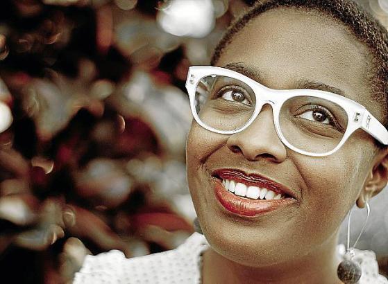 Die Sängerin und zweifache Grammy-Gewinnerin Cécile McLorin Salvant eröffnet das Jazzfestival in Sa Pobla.