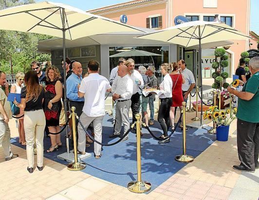 Marratxí zeigt touristisch Flagge, mit eigenem Infobüro im Einkaufs- und Freizeitzentrum Mallorca Fashion Outlet.