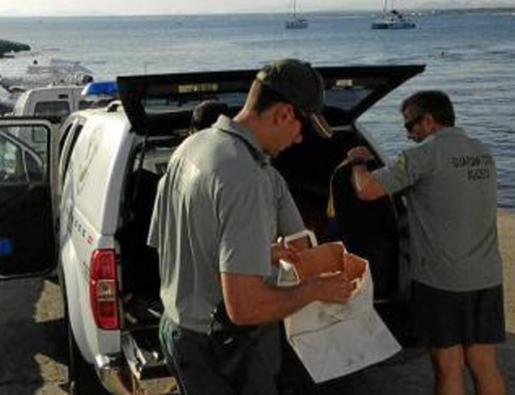 Die Polizei ermittelt jetzt im Fall des schlimmen Unfalls in den Gewässern vor Es Trenc.