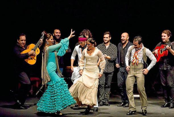 Rassig und emotional: Der Tanz und die Musik der Minas Puerto Flamenco Tour.