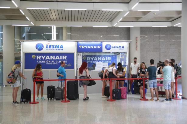In Deutschland, Schweden und Belgien wollen Ryanair-Piloten am 10. August die Arbeit niederlegen.