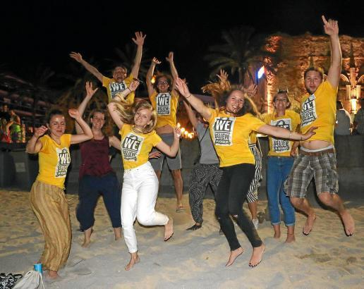Bereits zum achten Mal organisiert eine Gruppe junger Christen aus Deutschland und der Schweiz am Ballermann direkt vorm Mega-Pa