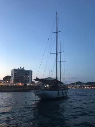 Der Segler war vor Cala Rajada im Nordosten von Mallorca auf Grund gelaufen.
