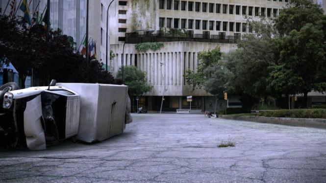 Palmas Zentrum ist als Filmkulisse besonders beliebt.