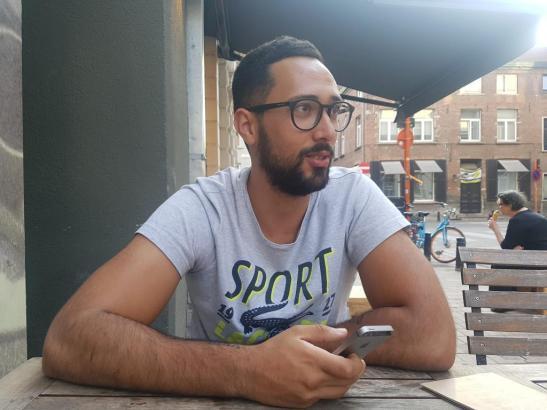 "Mallorca-Rapper Josep Miquel Arenas alias ""Valtonyc""."