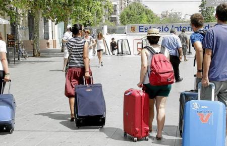 Ferienvermietung in Palma de Mallorca.