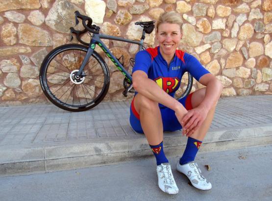Monika Sattler lebt in Establiments bei Palma.