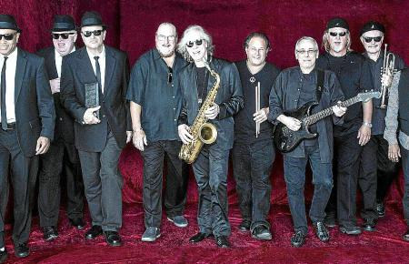 The Original Blues Brothers Band wird am 12. Oktober in Palma das Jazz Voyeur Festival eröffnen.