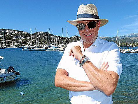 Modeschöpfer Thomas Rath wünscht sich mehr Luxusboutiquen für den Küstenort.