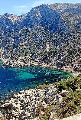 Das Tramuntana-Gebirge steht unter Natur- und Unesco-Schutz.