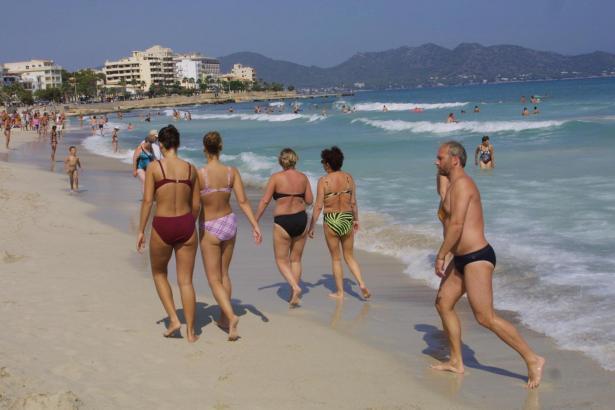Mallorca lockt auch im September und Oktober mit Sonne, Strand und Meer.
