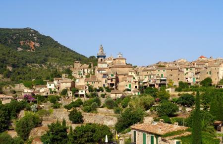Valldemossa gilt als Bilderbuch-Bergdorf auf Mallorca.