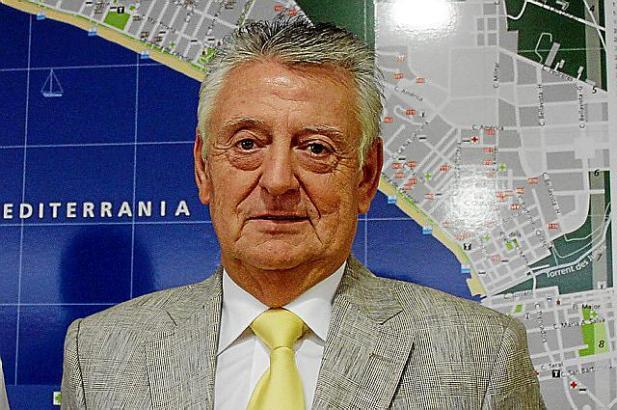 Francisco Marín, langjähriger Präsident des Hotelverbandes Playa de Palma, stellt sich nicht mehr der Wiederwahl.