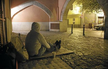 Die Zahl der Menschen, die auf Mallorca unterhalb der Armutsgrenze leben, ist während der Rezession massiv gestiegen.
