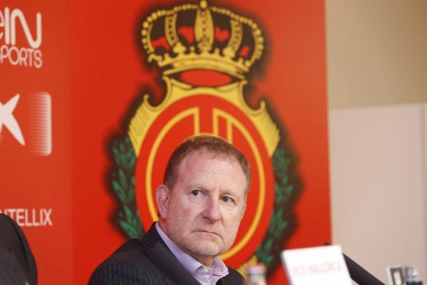 Robert Sarver verfolgt mit Real Mallorca ein langfristiges Projekt.