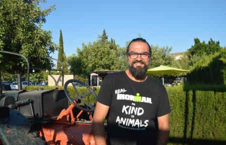 """Koblenzer Patrick Schell hat auf Mallorca den ersten veganen Supermarkt """"LoVegano"""" gegründet."""
