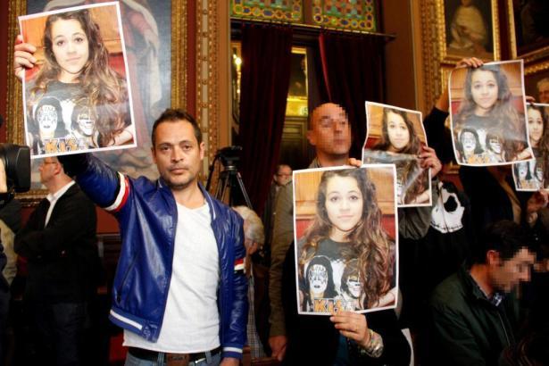 Alejandro Ortiz (l.)., der Vater der seit 2013 auf Mallorca vermissten Malén, musste sich in der Vergangenheit wiederholt wegen