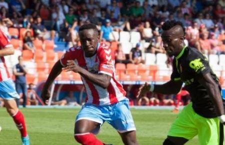 Real Mallorca spielte am Samstag in Lugo 1:1.