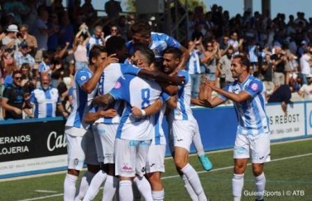 Atlético Baleares kann doch noch gewinnen. Am Sonntag gab es ein 2:1 gegen Conquense.