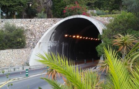 Der bekannte Sóller-Tunnel, der Mallorcas Hauptstadt Palma mit dem Küstenort Port de Sóller im Tramuntana verbindet, wird ab dem