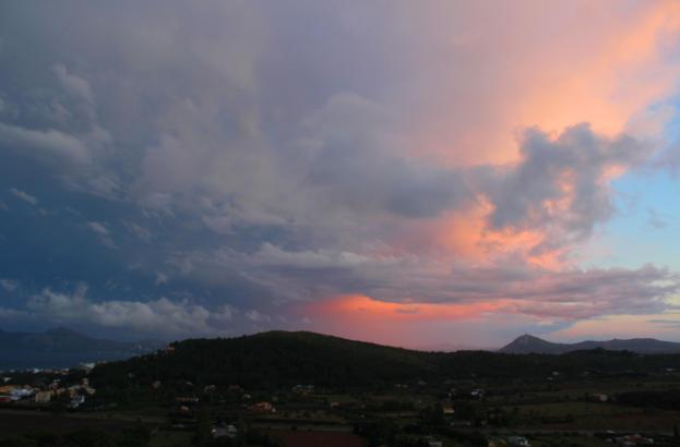 In den kommenden Tagen soll sich das Wetter auf Mallorca wieder beruhigen.