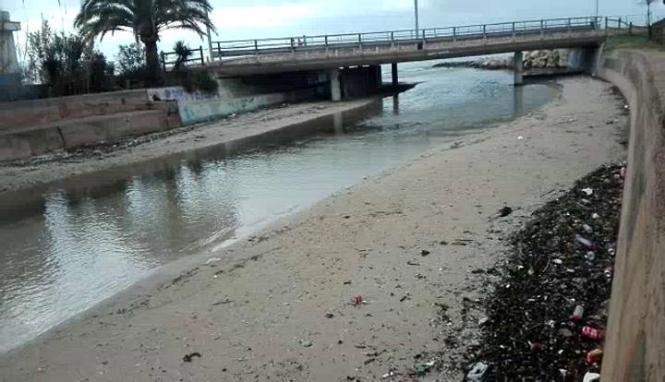 Auch der Torrente Na Barbara in Palma gielt als Gefahrenzone.