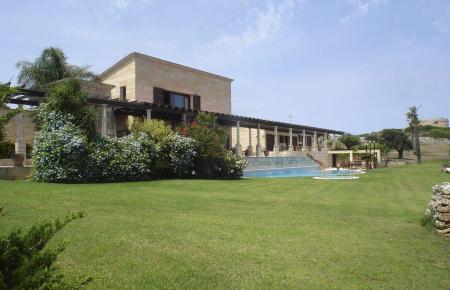 Luxus-Finca auf Mallorca.