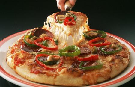 Auch in Spanien gefragt: Pizza.