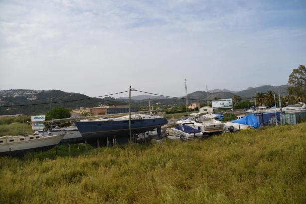 Das Rathaus von Andratx musste die Schließung der Bootslager auf ländlichem Grund anordnen.