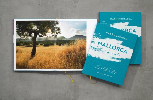 """Der Bildband """"Mallorca–Mar i Muntanya"""" ist ein Auszug der Insel-Lebensart in Landschaft, Küche und Gesellschaft."""