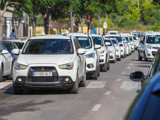 Der Taximarkt auf Mallorca soll weiterhin staatlich reguliert bleiben.