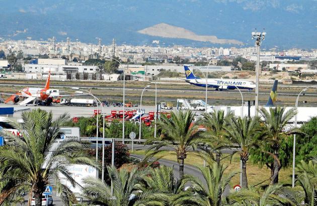 Ryanair ist seit der Air-Berlin-Pleite die Airline, die in Palma die meisten Passagiere hat.