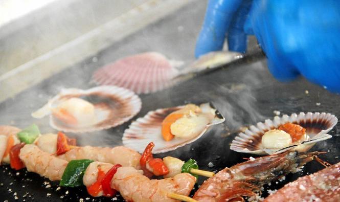 Das Fisch- und Meeresfrüchtefestival läuft bis 11. November auf Mallorca.