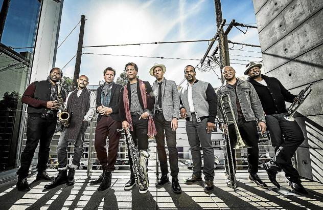 Die All-Stars-Band aus Amerika wird bearbeitete Stücke von Miles Davis und eigene Kompositionen spielen.