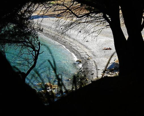 Idyll in Gefahr: Der Klimawandel bedroht auch die Cala Tuent.