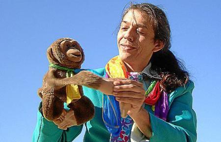 Puppenspieler Toni Masegosa ist einer der Protagonisten des Films.