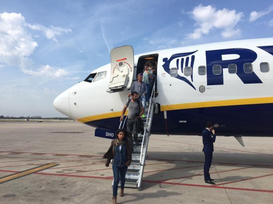 Seit Donnerstag gelten bei Ryanair neue Handgepäck-Regeln.