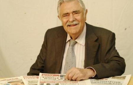 Pere A. Serra starb im Alter von 90 Jahren in seinem Haus in Palma.