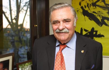 Pere A. Serra ist am Freitag im Alter von 90 Jahren gestorben.