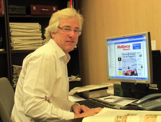 Bernd Jogalla hat seit 1993 in der Redaktion des Mallorca Magazins gearbeitet.