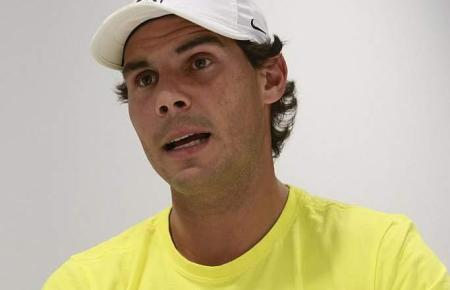 Musste sich einer Fußgelenksoperation unterziehen: Rafael Nadal.