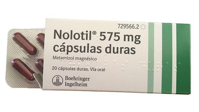 Das Schmerzmittel Nolotil ist auf Mallorca umstritten.
