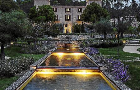 Das Luxushotel Castell Son Claret auf Mallorca.