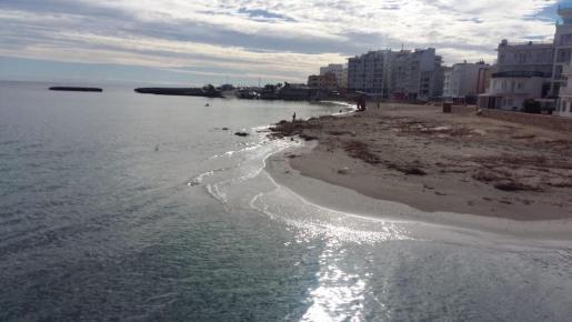 Unwetterschäden auf Mallorca.